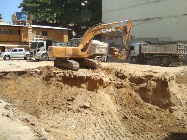 Escavação SS - JAN/14