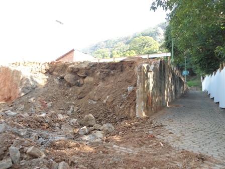 Escavação - Julho/2014