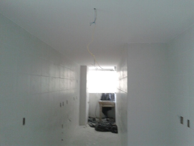 Pintura dos apartamentos