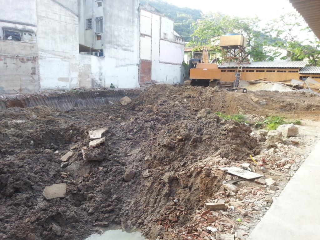 (6) Escavação - DEZ 12