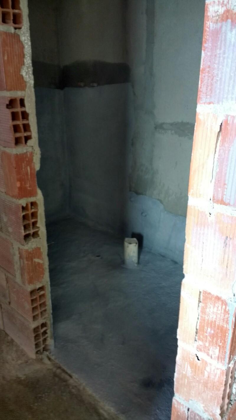 Impermeabilização de banheiros 20/01/2016