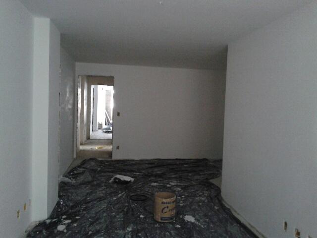 Emassamento dos apartamentos