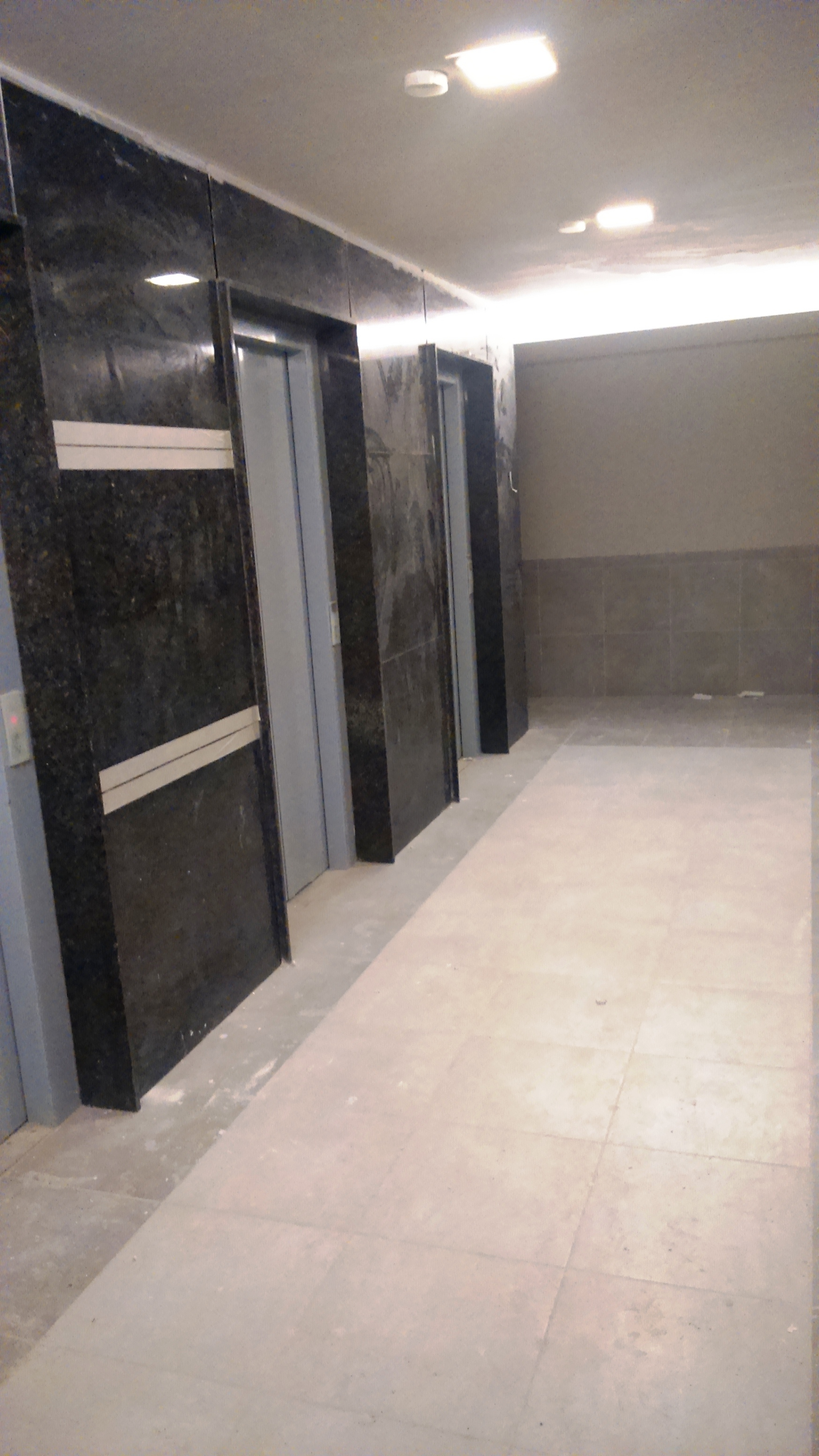 Hall dos Elevadores do Pavimento Tipo - 10/10/14