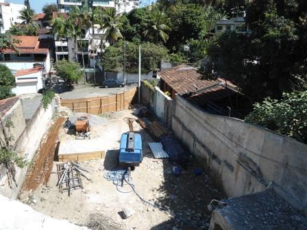 Desmonte de Rocha - Agosto/2014