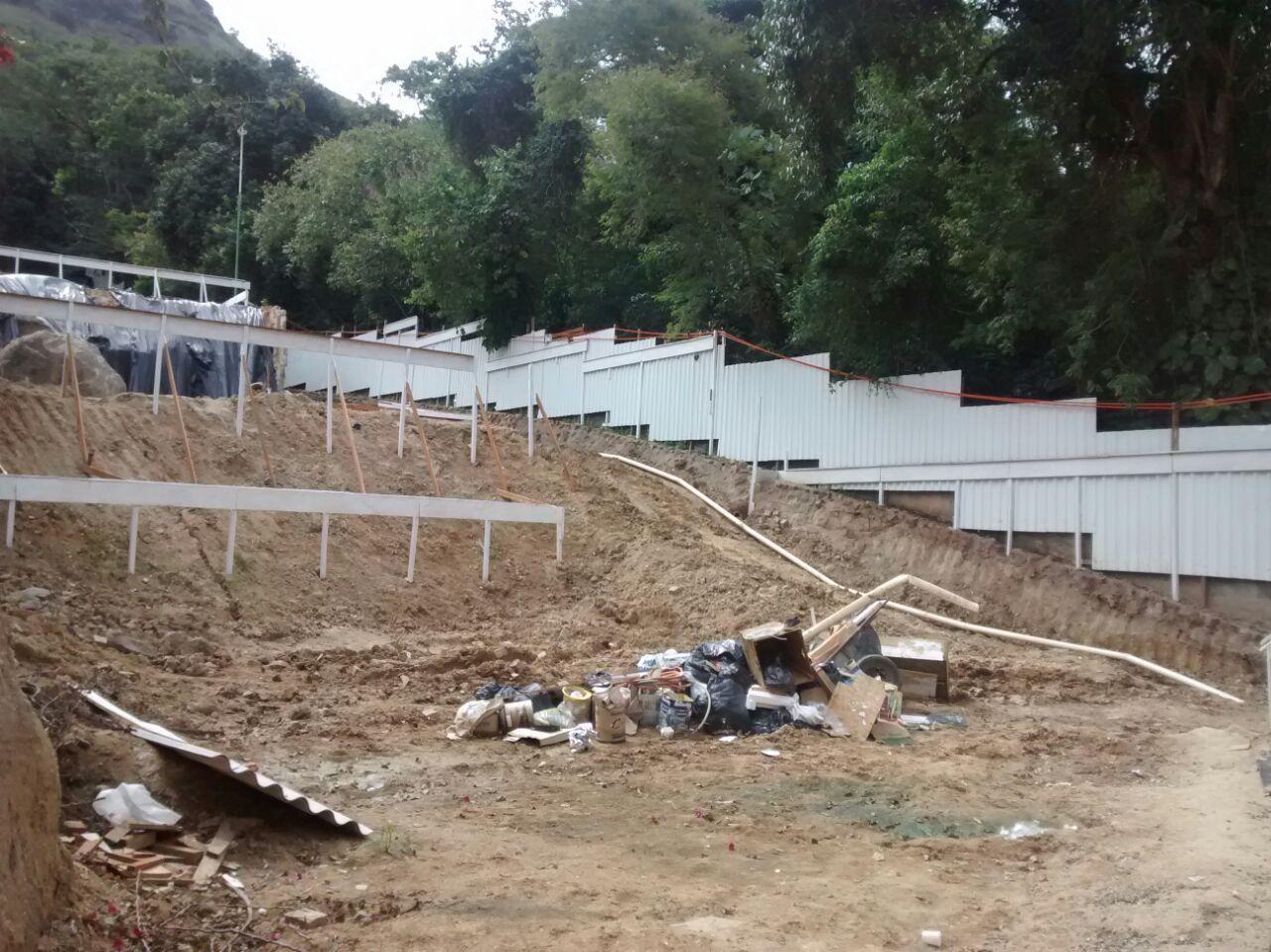 Locação de Gabarito - Setembro/2014